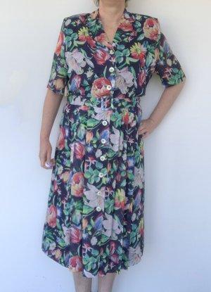 buntes Sommerkleid, Größe ca. 40-42