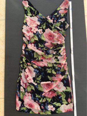 nora.z Chiffon Dress multicolored
