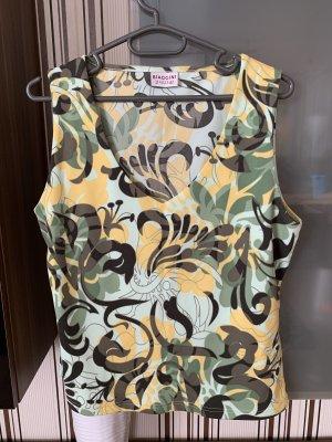 Biaggini V-Neck Shirt multicolored