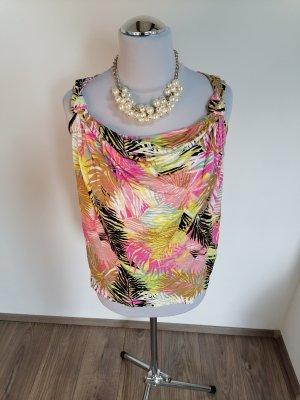 H&M Maglia batik multicolore Viscosa