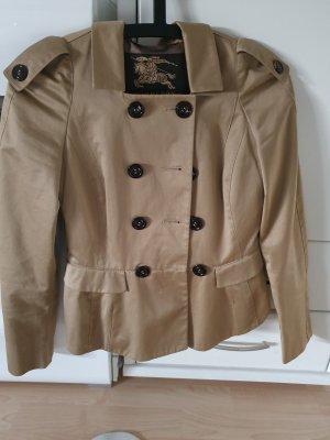 Burberry Short Blazer bronze-colored