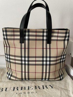 Burberry London Handbag black-brown