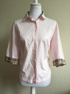 Burberry Polo Top pink