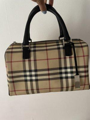 Burberry London Handbag brown-black