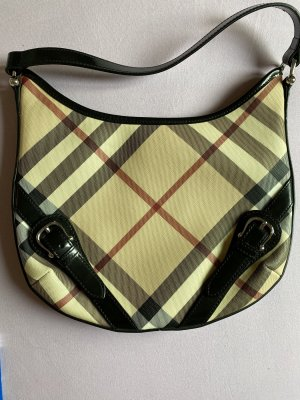 Burberry Bolsa Hobo multicolor