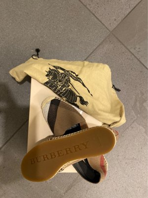 Burberry Classic Ballet Flats multicolored