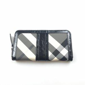 Burberry Wallet black polyvinyl chloride