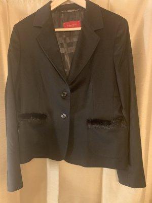 Burberry London Klassischer Blazer noir