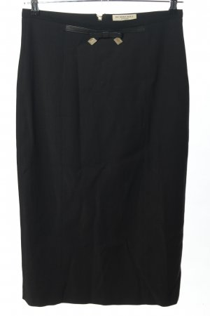 Burberry Pencil Skirt black business style