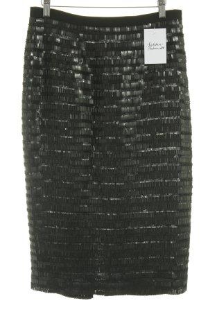 Burberry Bleistiftrock schwarz Elegant