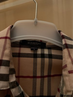 Burberry Shirt Blouse bronze-colored
