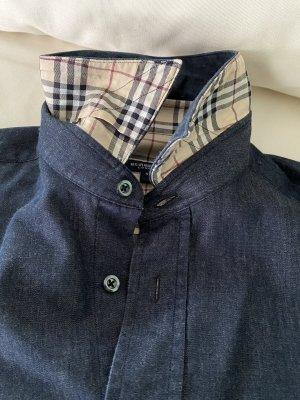 Burberry Denim Blouse blue cotton