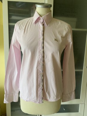 Burberry Bluse rosa Gr 36 top Zustand