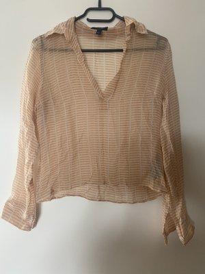 Burberry Bluse Shirt Seide S
