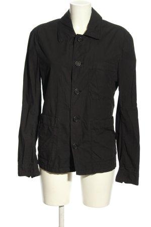 Burberry Marynarka koszulowa czarny Elegancki