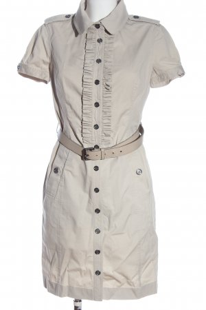 Burberry Blouse Dress natural white casual look