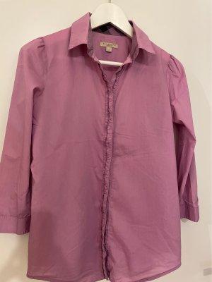 Burberry Brit Camicia blusa malva-color oro rosa