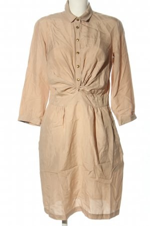 Burberry Brit Blusenkleid wollweiß Casual-Look