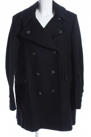 Burberry Brit Dufflecoat schwarz Business-Look