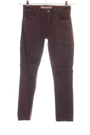 Burberry Brit Pantalone cinque tasche marrone stile casual
