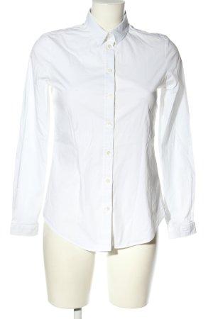 Burberry Brit Camicia blusa bianco stile professionale
