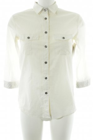 Burberry Brit Hemd-Bluse creme Casual-Look