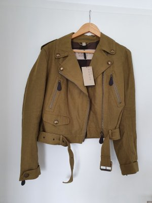 Burberry Brit Military Jacket multicolored