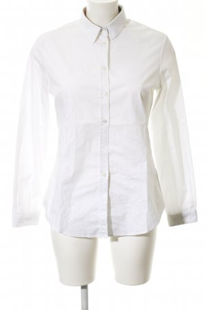 Burberry Brit Long Sleeve Shirt white business style