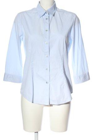 Burberry Brit Camicia a maniche lunghe blu stile professionale