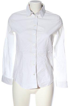 Burberry Brit Camicia a maniche lunghe bianco stile professionale
