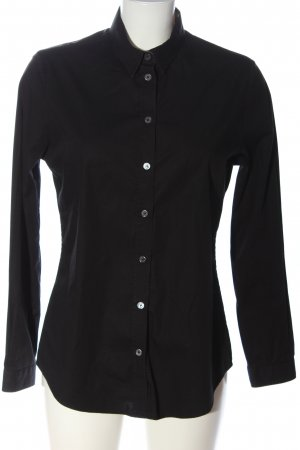 Burberry Brit Langarmhemd schwarz Casual-Look