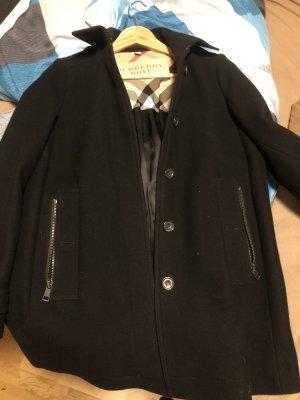 Burberry Brit Cappotto in lana nero