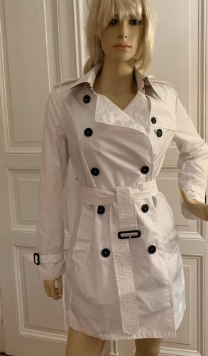 Burberry Brit Nylon Trenchcoat Mantel