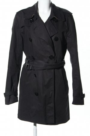 Burberry Brit Parka noir style d'affaires