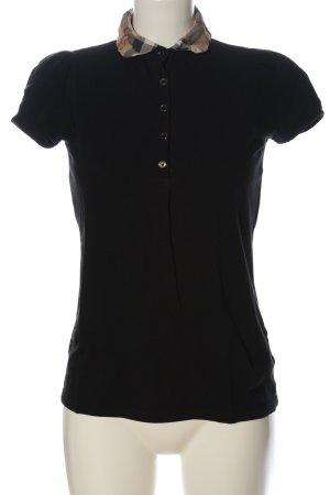 Burberry Brit Koszulka polo Wzór w kratkę W stylu casual