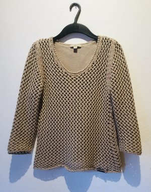 Burberry Brit Knitted Sweater beige