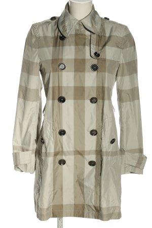 Burberry Brit Manteau de pluie crème-blanc cassé imprimé allover