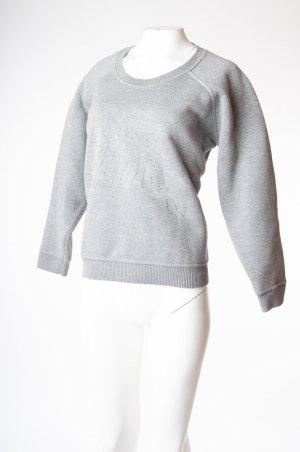 BURBERRY BRIT - Schlichter Pullover Grau