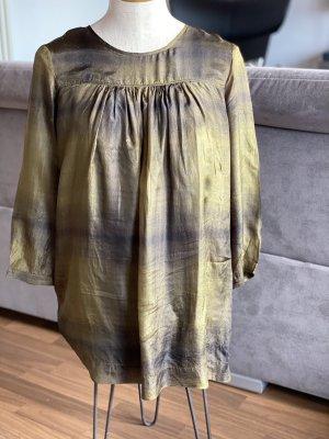 Burberry Brit Lange blouse veelkleurig