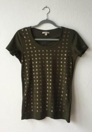 Burberry Brit T-Shirt olive green-bronze-colored