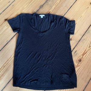 Burberry Brit T-shirt zwart