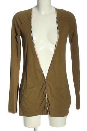 Burberry Brit Shirtjacke khaki Casual-Look