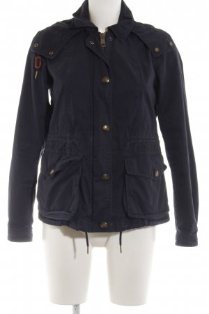 Burberry Brit Übergangsjacke blau Casual-Look