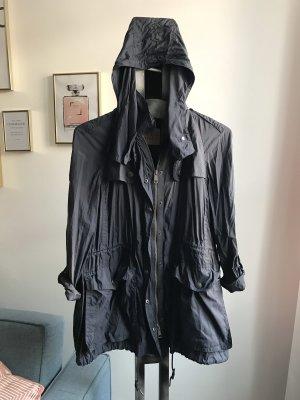 Burberry Brit Between-Seasons Jacket dark blue