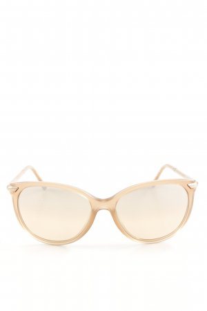 Burberry Butterfly Brille creme Casual-Look