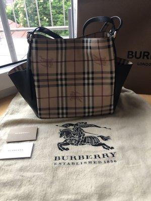 Burberry Canterbury Haymarket Tote Tasche