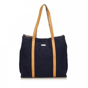 Burberry Tote blue