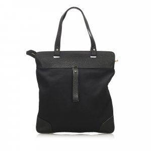Burberry Borsa larga nero