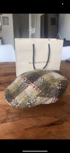 Burberry Cappello di lana multicolore