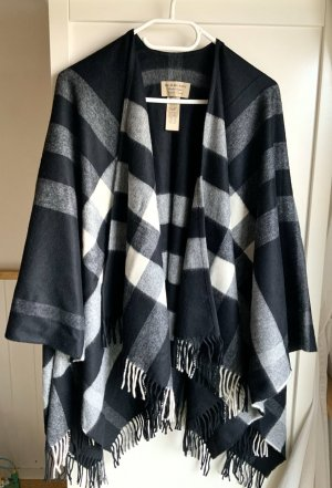 Burberry Cape multicolore cachemire